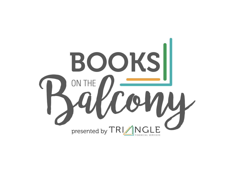 Books on the Balcony logo